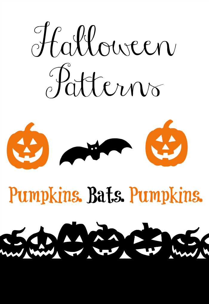 Haloween Patterns