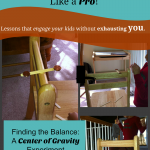 Finding the Balance: A Center of Gravity Experiment