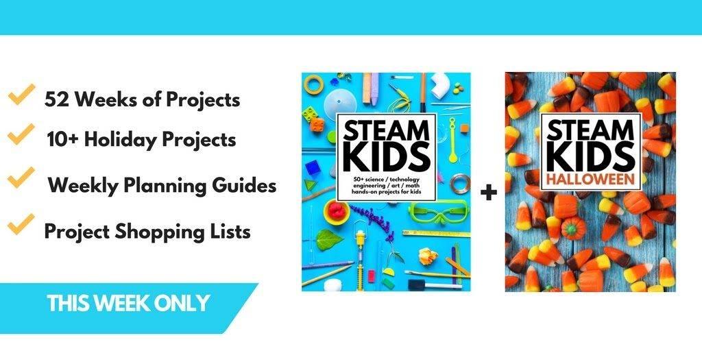 STEAM Kids Launch Week Bonus