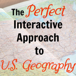Interactive Approach to U.S. Geography