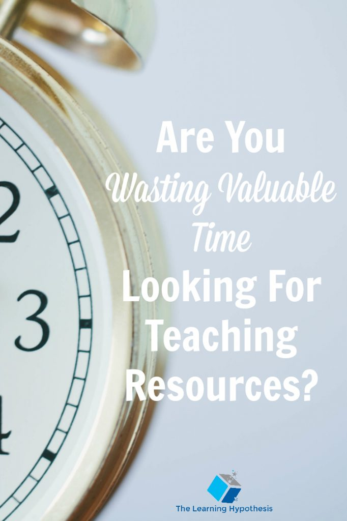 Finding Teaching Resources