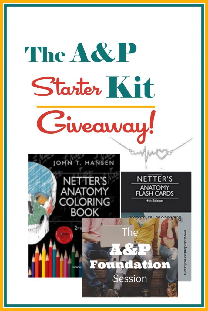 A&P Starter Kit Giveaway