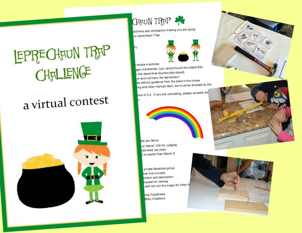 Leprechaun Trap Challenge
