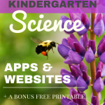 Top 10 Kindergarten Science Apps & Websites