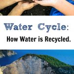 How Water is Recycled:  The Water Cycle.
