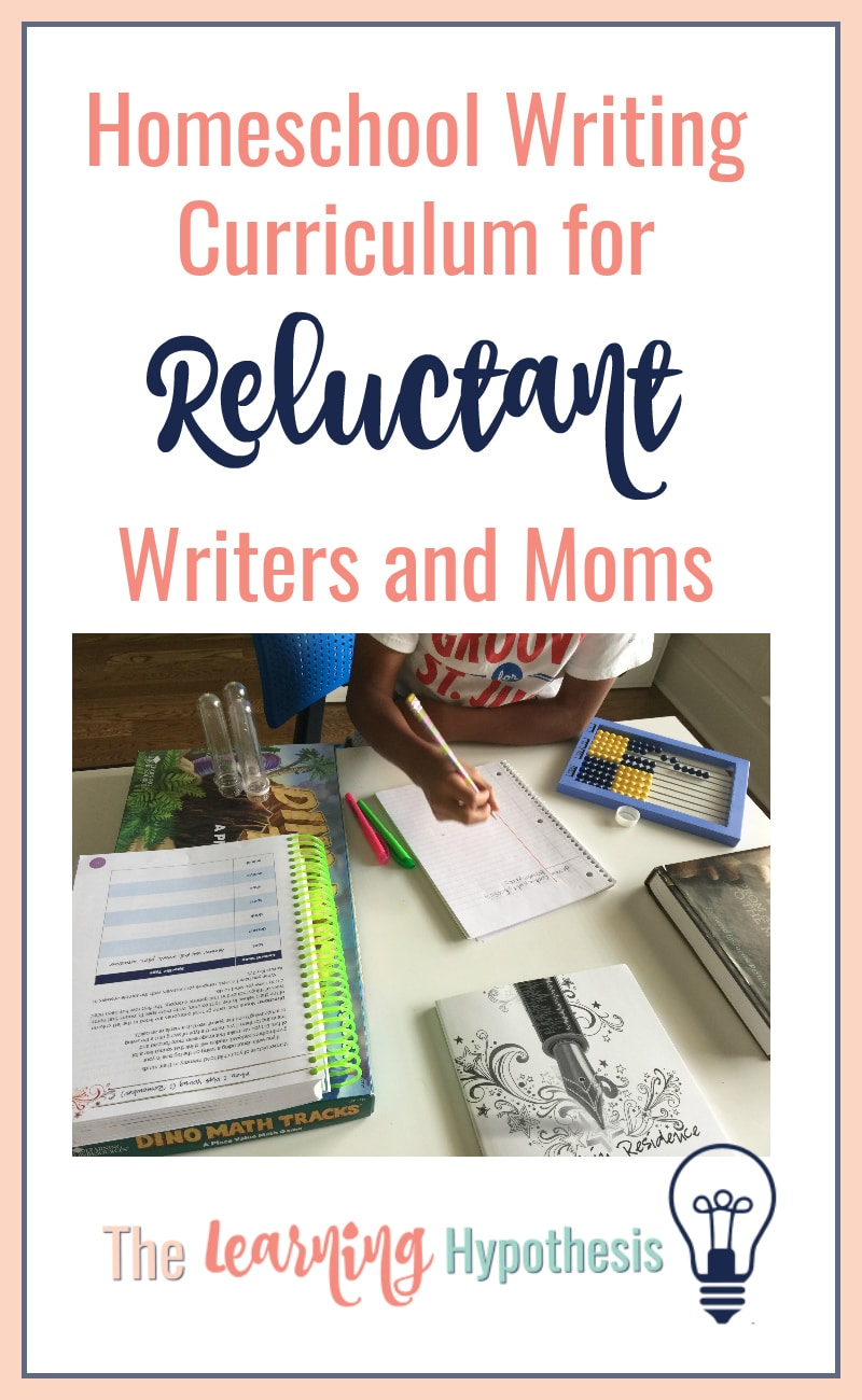 homeschool writing curriculum Find free homeschool writing tips in our free and fully searchable database from the creator of brave writer, a popular homeschool writing curriculum ideal for homeschooling teachers and students.