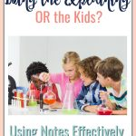 Should you be doing the explaining or the Kids?