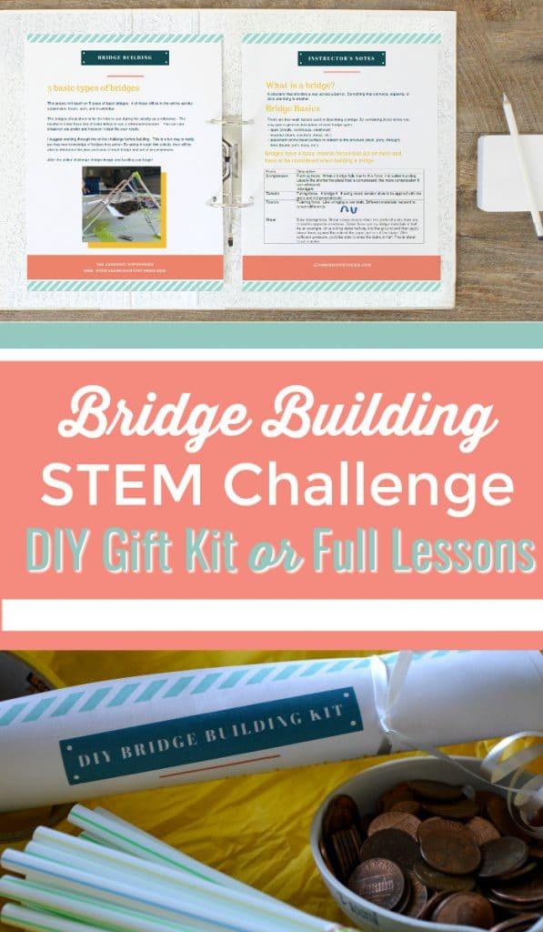 Bridge Design Challenge:  Using STEM Challenges to Enhance Learning