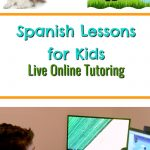 Spanish Lessons for Kids: Live Online Tutoring