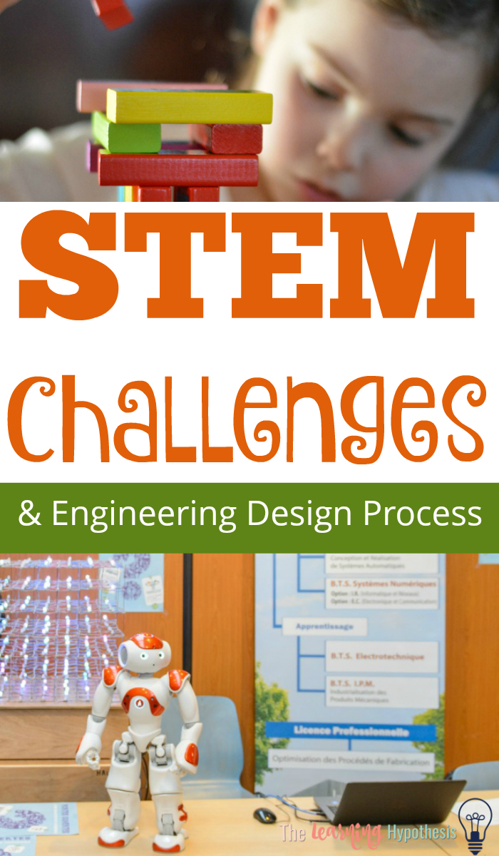 STEM Challenges and the Engineering Design Process
