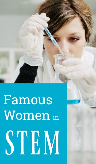 Famous Women in STEM