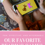 Our Favorite Reading Games