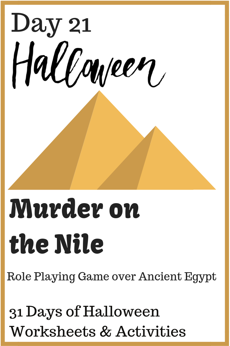role playing game on ancient egypt
