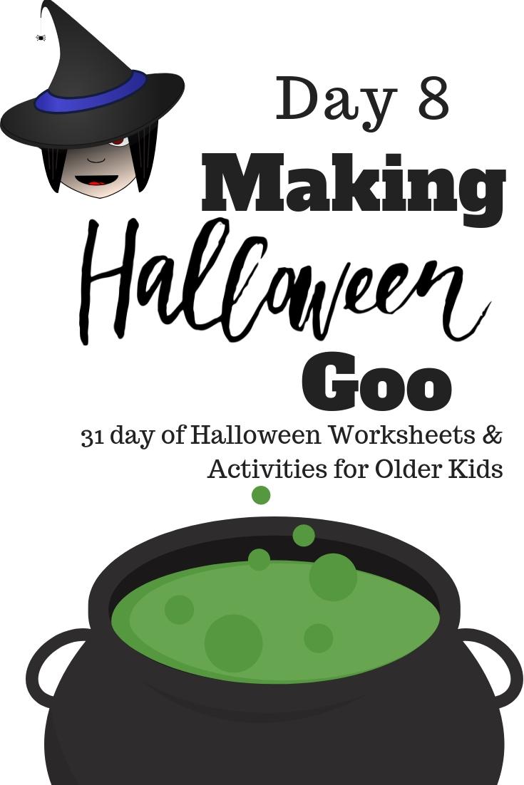 Halloween Activities for High School