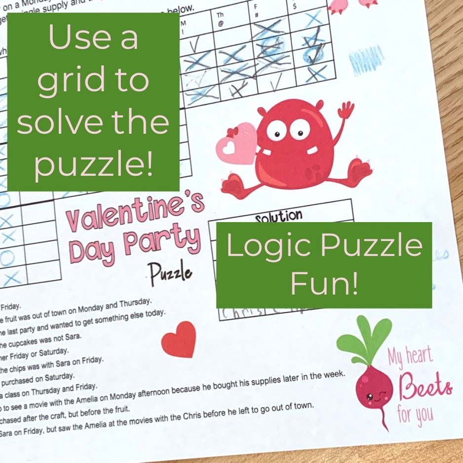 Logic Puzzle Bundle 1  Grid Puzzles